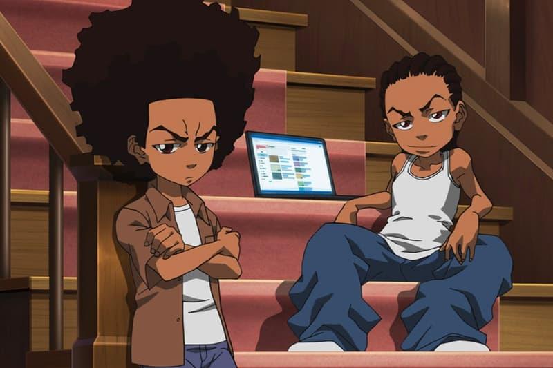 Adult Swim Pulls Retires The Boondocks Aqua Teen Hunger Force TV Shows animated series