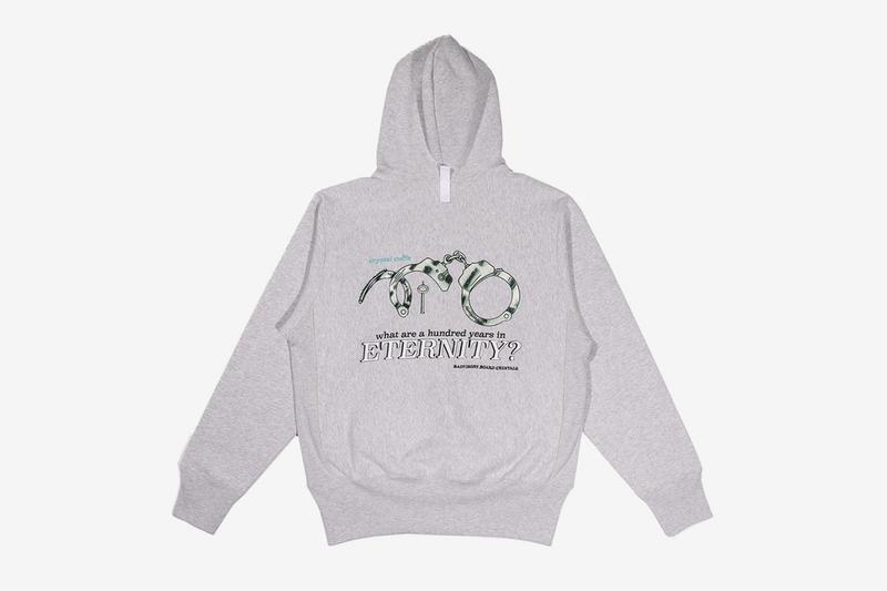 "Advisory Board Crystals Drops ""Crystal Case"" Pelican Collaboration peerless handcuffs hoodies abc."