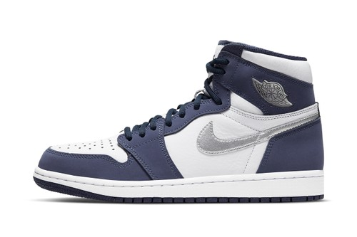"Official Images of the Air Jordan 1 CO.JP ""Midnight Navy"""