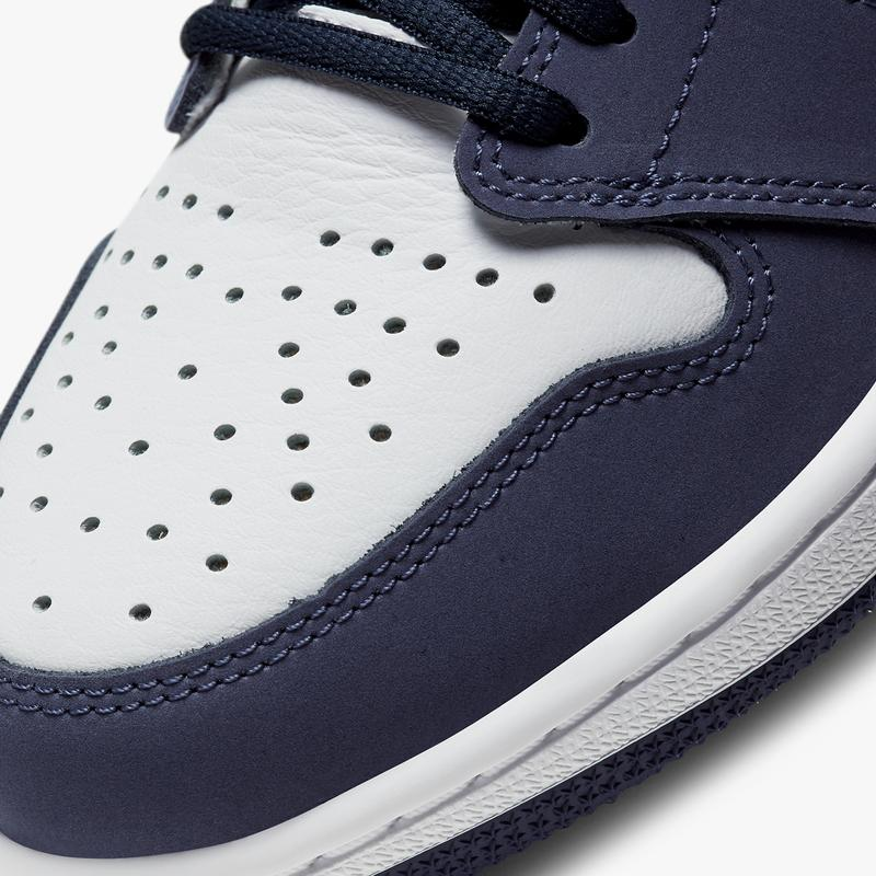 air jordan brand 1 co jp midnight navy white metallic silver DC1788 100 official release date info photos price store list buying guide
