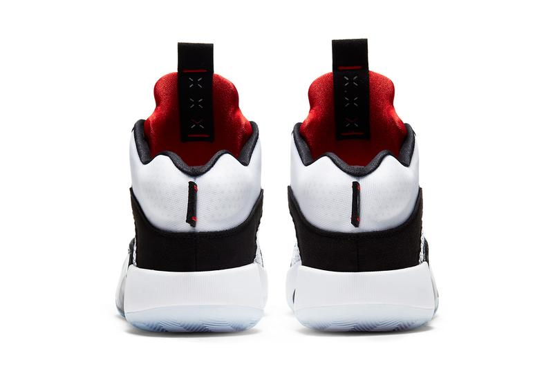 air jordan brand 35 dna fire red black white chile CQ4227 001 official release date info photos price store list buying guide