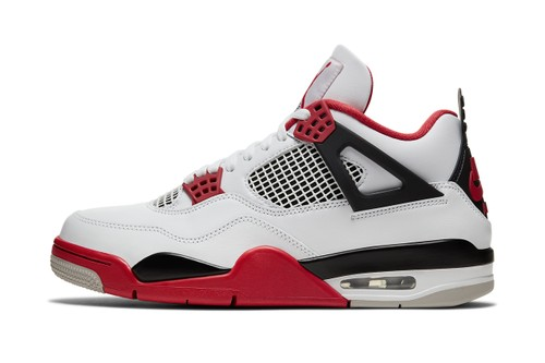 "Air Jordan 4 ""Fire Red"" Recieves Nike SNKRS Shock Drop"