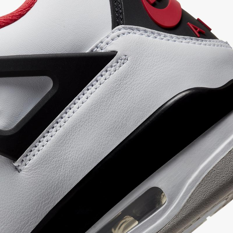 air jordan brand 4 fire red white black tech grey DC7770 160 official release date info photos price store list buying guide