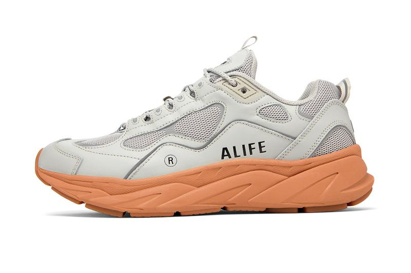 Alife fila trigate sneaker collaboration fall winter 2020 release information where to buy