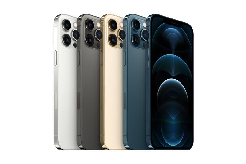 Apple iPhone 12 Pro iPhone 12 Pro Max LiDAR Dolby Vision HDR Apple ProRAW Deep Fusion