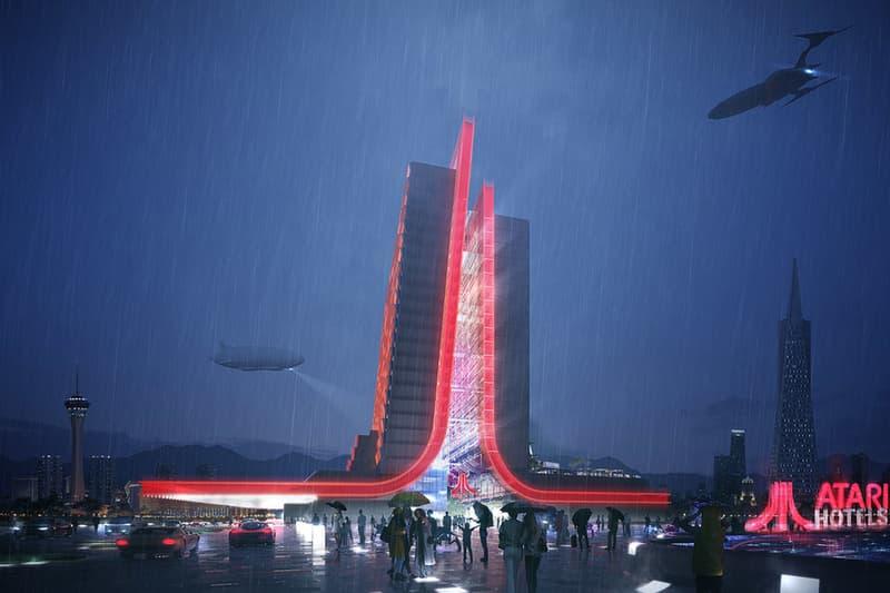 atari hotels gsd group hotel management architecture design firm gensler las vegas phoenix