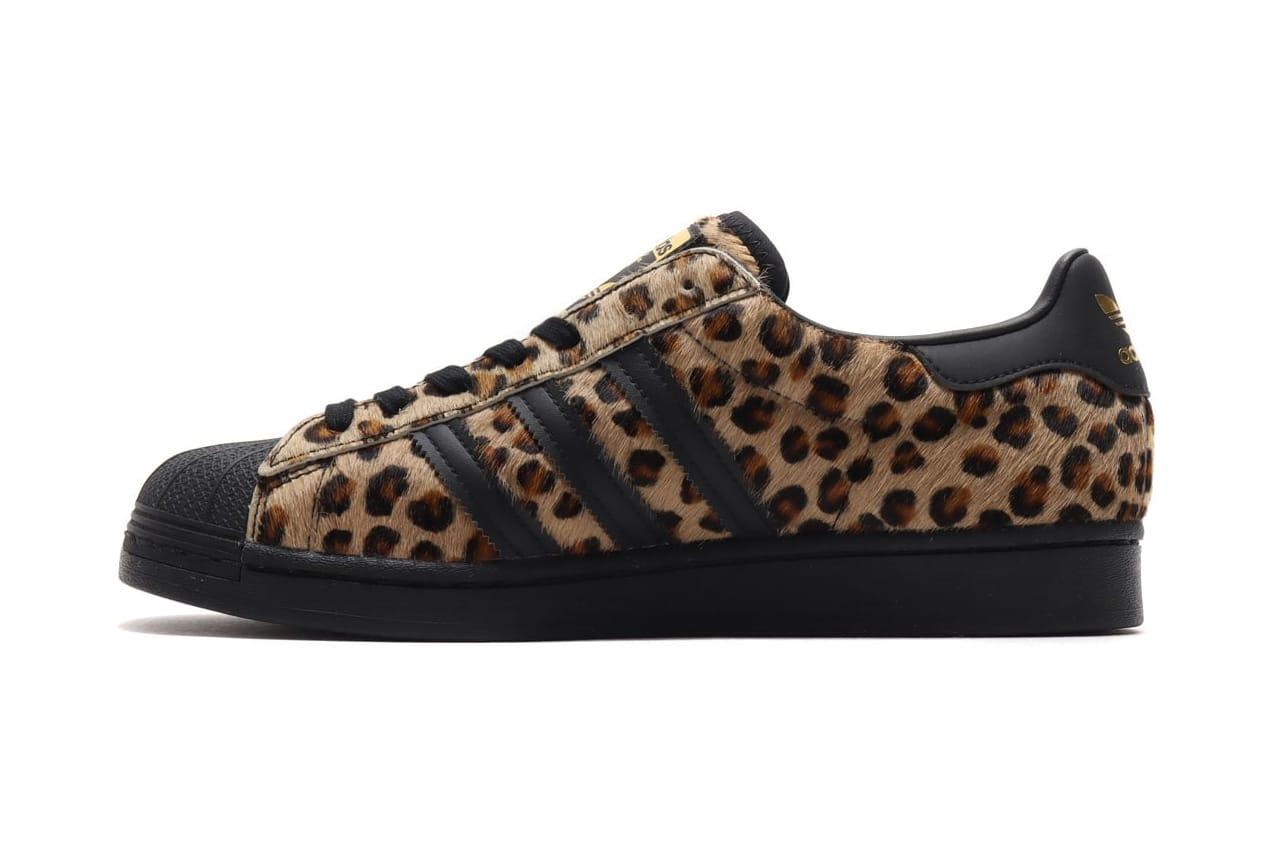 adidas Originals Leopard Print