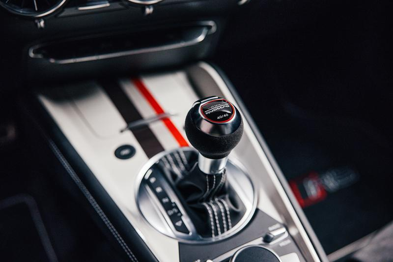 """Audi TT RS """"40 Years of Quattro"""" Limited Edition Car German Sportscar V5 Turbocharged 174 MPH 395 bhp 354lb ft of torque Power Speed Performance Special Rare 40 Editions Units First Look Four Rings Coupe"""