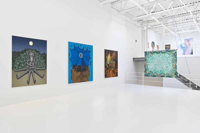 austin lee good pictures group exhibition jeffrey deitch new york city artworks paintings