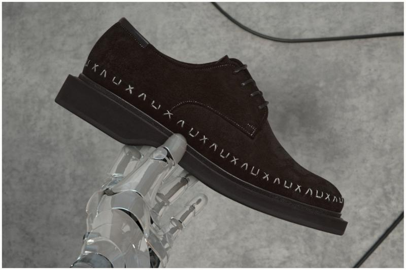 auxiliary london footwear sneaker label formal shoes antiskate release information buy collection stockists
