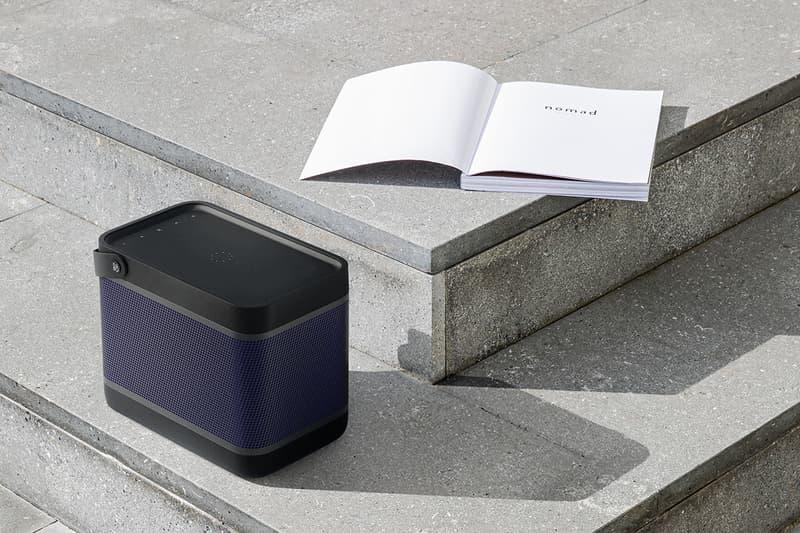 Bang & Olufsen Beolit 20 Bluetooth Speaker Upgraded New Machine Sound Technology Entertainment Danish Design Minimalistic Luxury Audio Equipment Wireless QI Charging Battery Life Release Information Price Homeware Home Tech