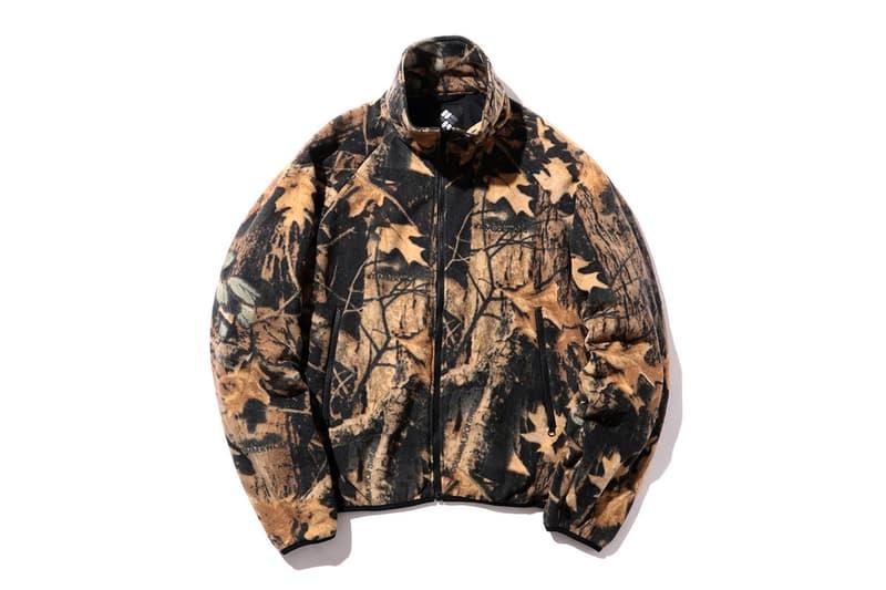 BEAMS Columbia Outdoor Fall Winter 2020 Capsule park ranger Mount Hood National Forest Portland Oregon japan menswear streetwear fw20 collection jackets sweaters