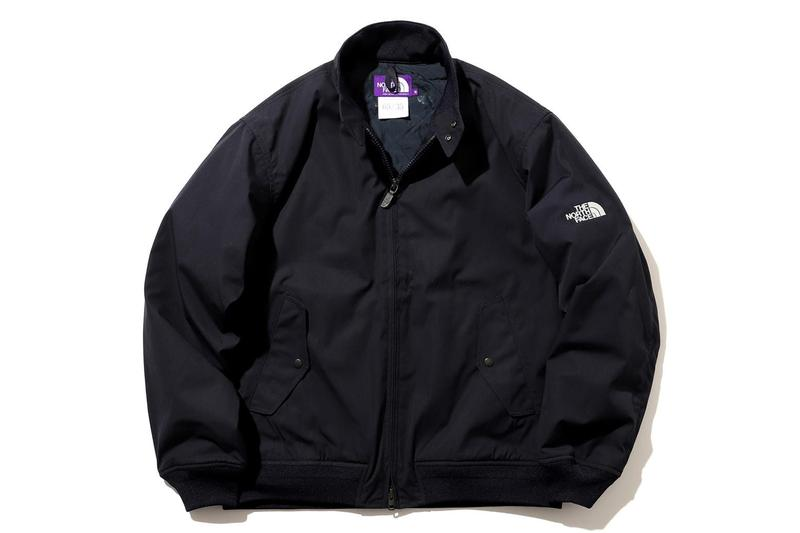 beams the north face purple label fw20 exclusive field jacket trench coat black tan brown blue indigo dye official release date info photos price store list buying guide