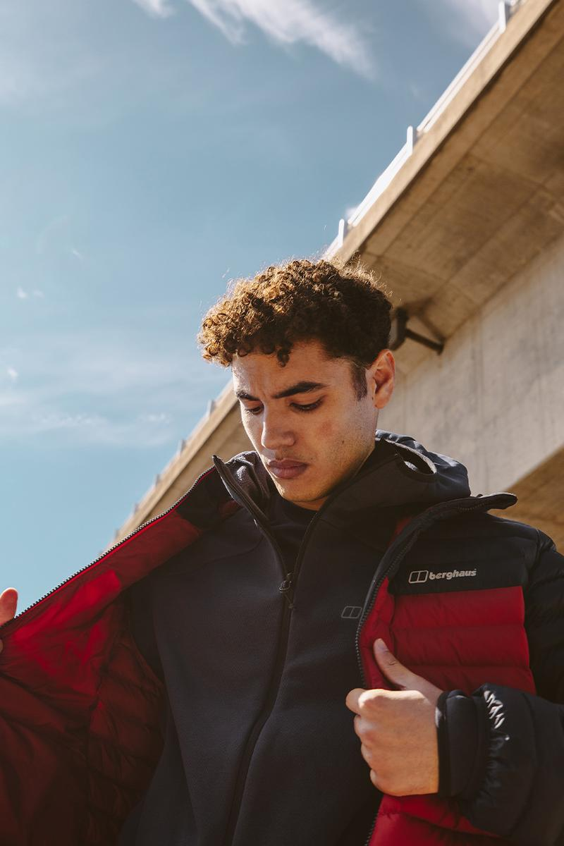 Berghaus fall winter 2020 outerwear durable jackets longevity where to buy brands that do good outside coats insulation waterproof