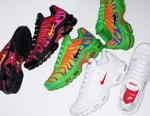 Supreme x Nike Air Max Plus Powers This Week's Best Footwear Drops