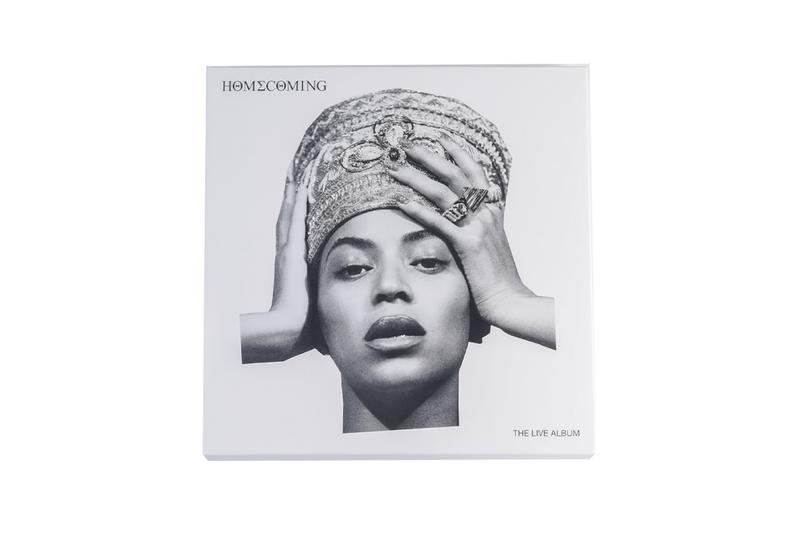 Beyoncé HOMECOMING THE LIVE ALBUM Vinyl release Info coachella 2018 hbcu