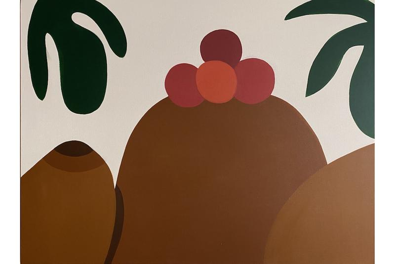 bianca nemelc as it ripens exhibition cheryl hazan gallery artworks paintings