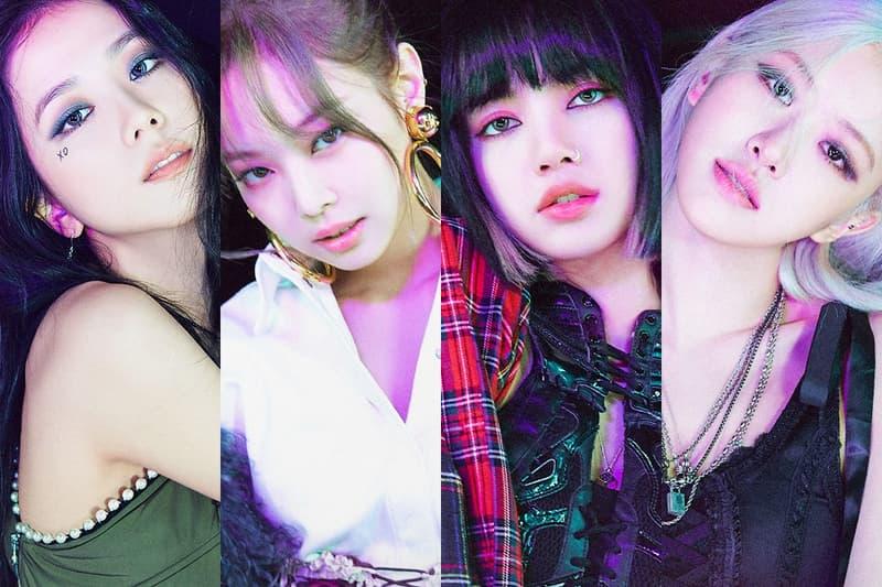 BLACKPINK Fashions K-Pop Group Dior CELINE Saint Laurent Chanel Selling Power Sponsorship Jennie Jisoo Lisa Rose Face The Album Lovesick Girls YG Entertainment