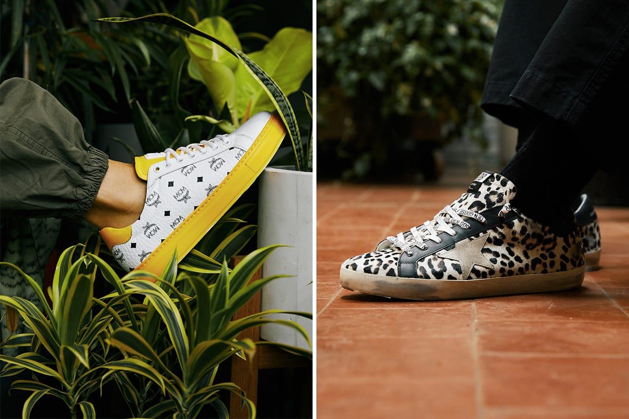 Golden Goose Sneaker Releases