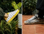 Bloomingdale's Doubles Down on Prints With New Sneakers from MCM and Golden Goose