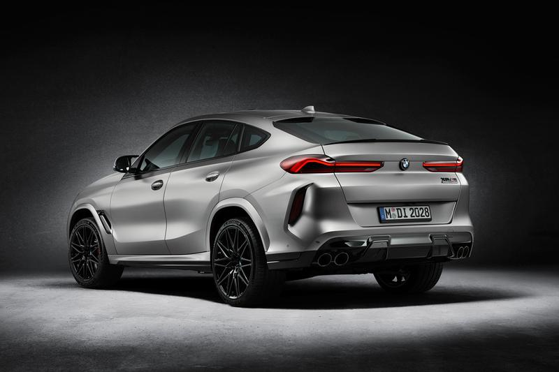 BMW X5 M X6 M Competition Pack Release Information Closer First Look German Automotive Beemer Motorsports Cars 4x4 SUV V8 Performance Figures Speed Power Family Car Luxury
