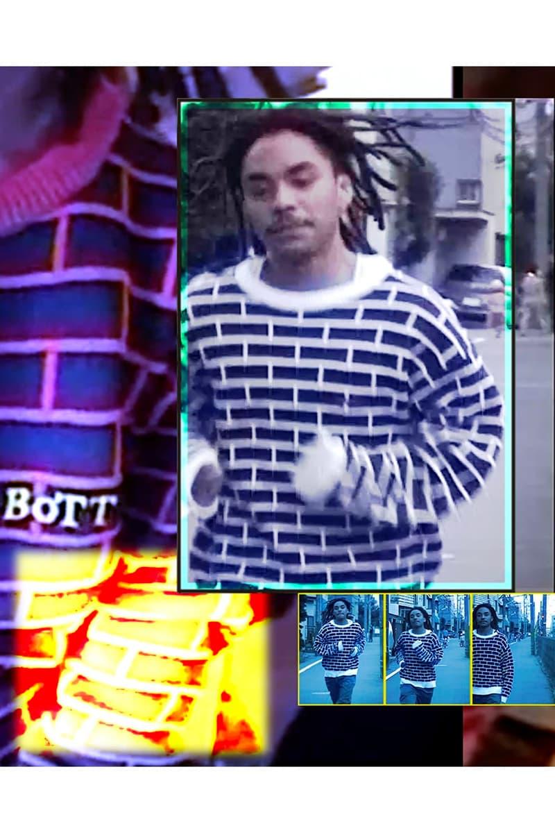 BoTT Fall Winter 2020 Lookbook menswear streetwear fw20 collection shirts jackets tees t shirts sweaters hoodies graphics