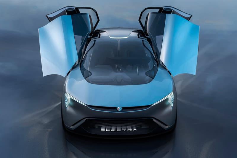 2020 buick electra electric vehicle ev cars futuristic concept announcement unveil
