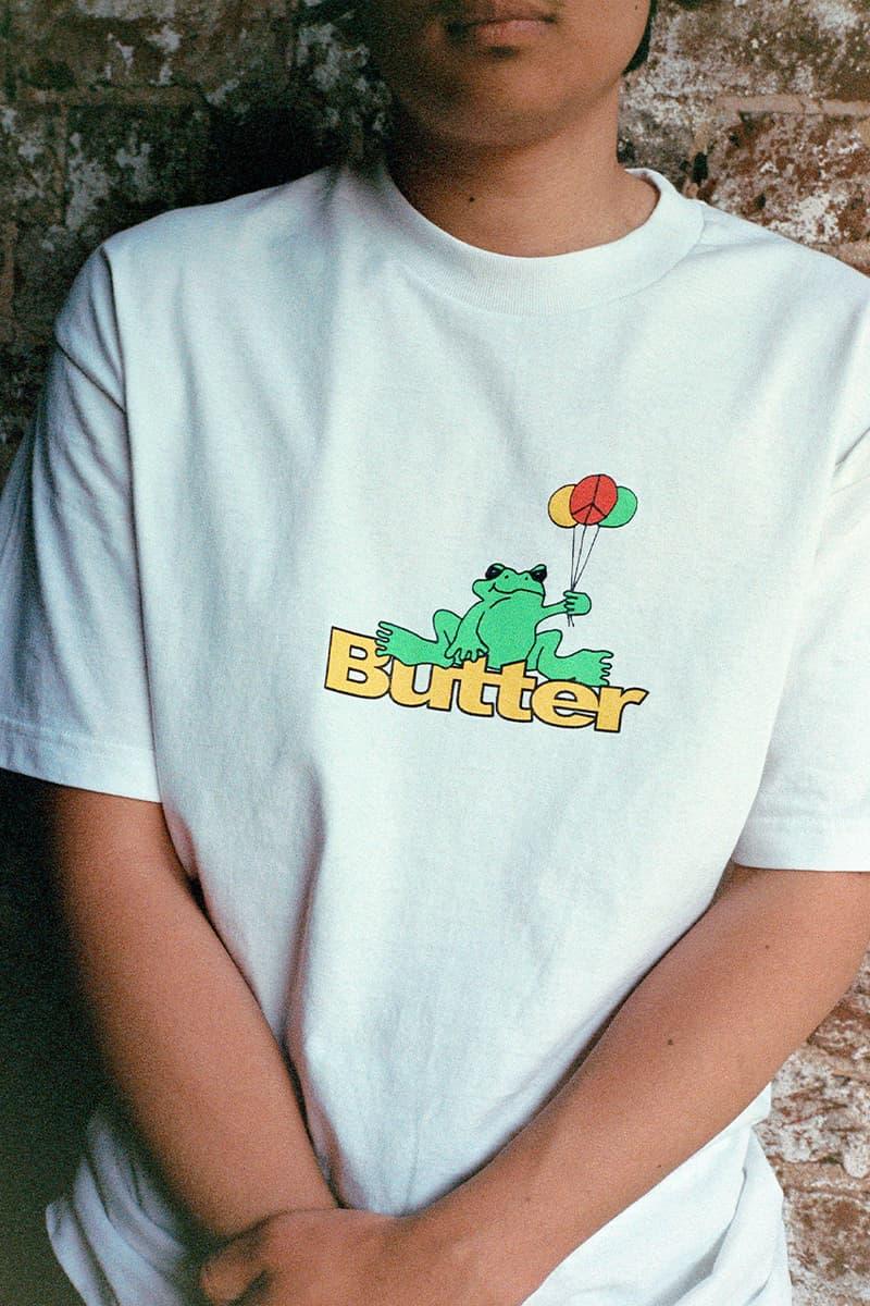 butter goods q3 release collection lookbook release information Australian skate brands