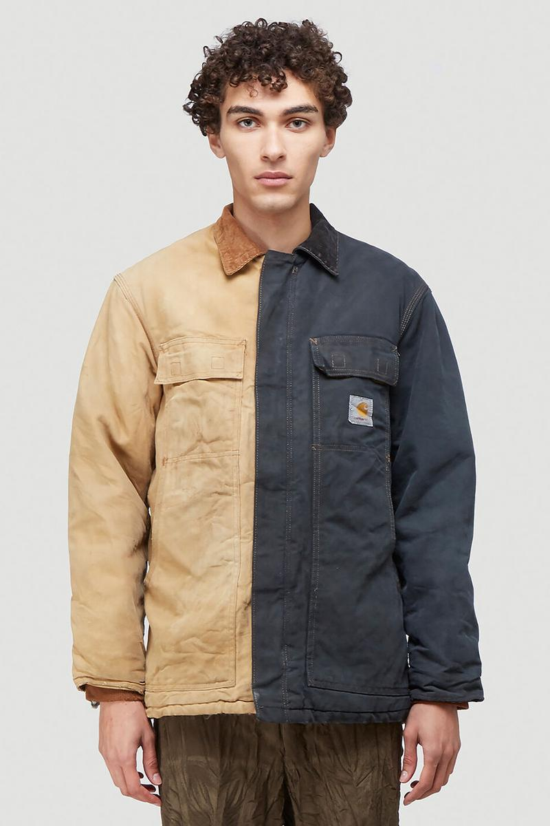 division carhartt workwear reworked fall winter 2020 collection ln-cc where to cop when does it drop