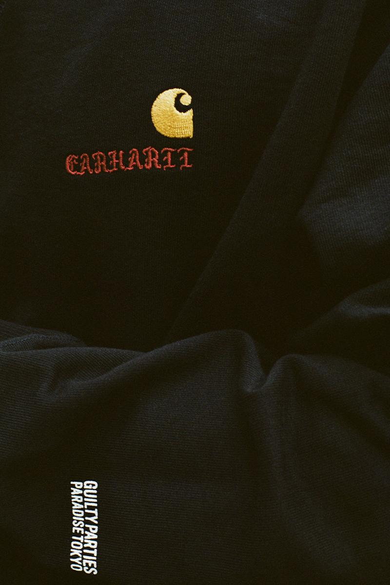 Carhartt WIP wacko Maria Japanese collaboration fall winter 2020 when does It drop where to buy