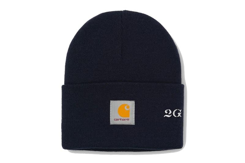 Carhartt WIP 2G Hajime Sorayama 2020 Capsule menswear streetwear fall winter 2020 collection fw20 jackets chore coats shirts beanies hats