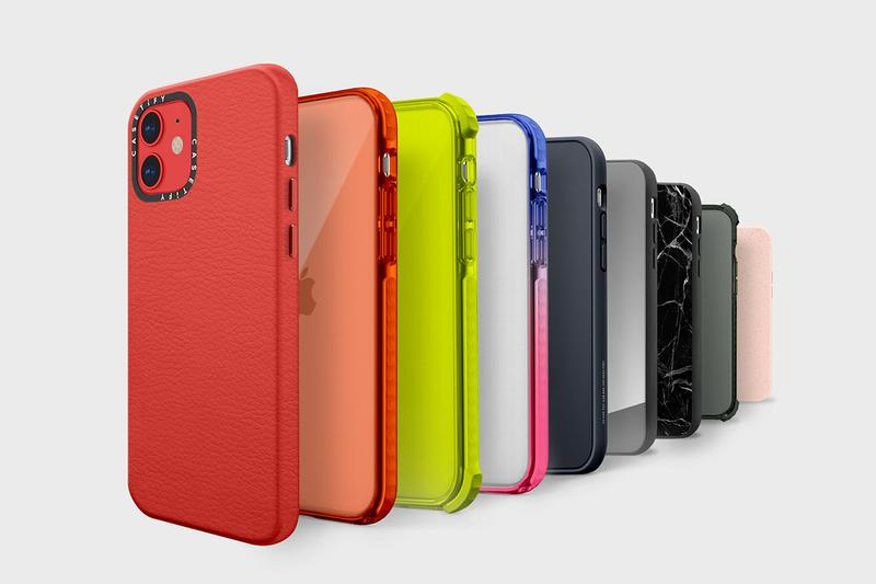 CASETiFY iPhone 12 2020 Cases Collection Release Impact Case Ultra Impact Leather