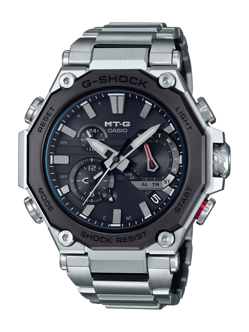 G-Shock MT-G 頂級錶型最新 MT-GB2000 系列發佈
