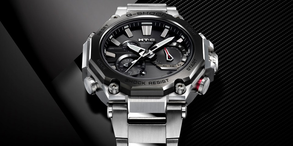 G-SHOCK Issues Two Luxurious, Yet Pricey, MT-GB2000 Timepieces