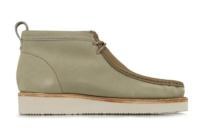 Clarks Originals sand hike Wallabee release information Hanon suede where to buy when do they drop