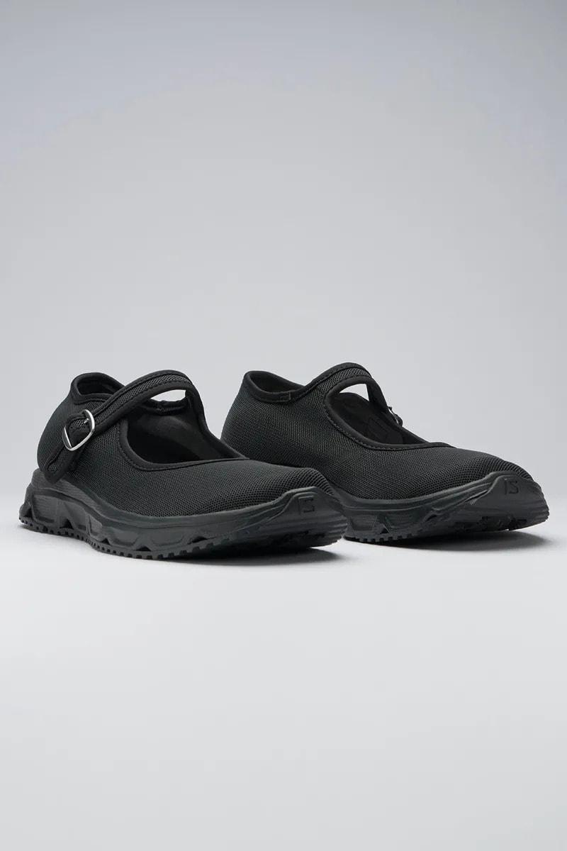 コム デ ギャルソンが2021年春夏コレクションでサロモンとのコラボスニーカーを披露 COMME des GARÇONS x Salomon SS21 Sneaker Collab