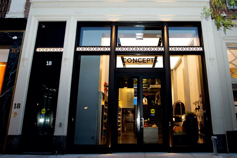 concepts new flagship store shop boston deon point tarek hassan darin o'brien exclusive interview official release date info photos price store list buying guide VRSNL