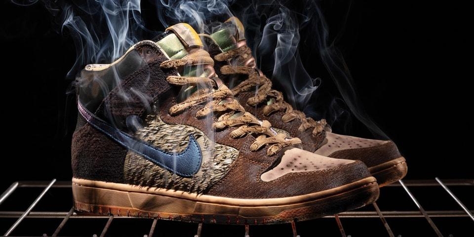 "Concepts and Nike SB Cook Up a Tasty SB Dunk High ""TurDUNKen"""