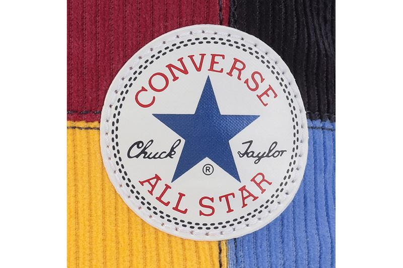 converse japan chuck taylor all star hi high corduroy yellow brown red black blue white official release date info photos price store list buying guide