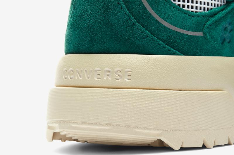 Converse GOLF le FLEUR Gianno Suede menswear streetwear fall winter 2020 collection tyler the creator rapper hip hop artist collaboration shoes footwear sneakers trainers trail runners