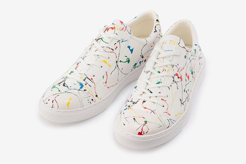 Converse Japan All Star Coupe Dripping OX menswear shoes kicks trainers runners sneakers footwear spring summer 2020 collection ss20