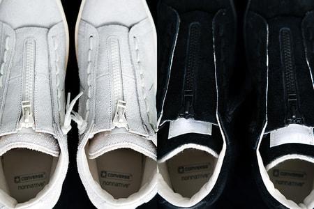 nonnative Reworks Converse's Pro Leather Hi for FW20