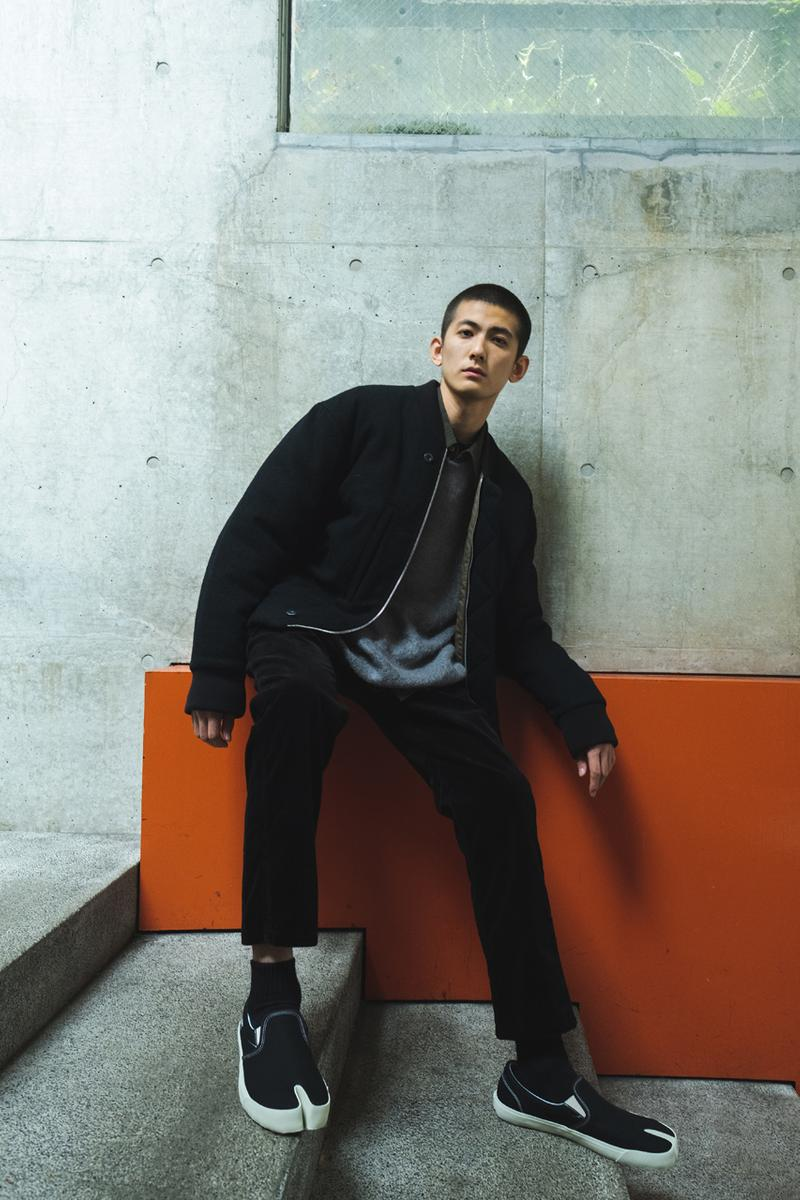COVERCHORD Fall 2020 Collections Editorial autumn japanese brands menswear fashion AURALEE ENGINEERED GARMENTS MAISON MARGIELA NEEDLES NONNATIVE	 SOUTH2 WEST8 THE INOUE BROTHERS VANS SALOMON WHITE MOUNTAINEERING YSTRDY'S TMRRW