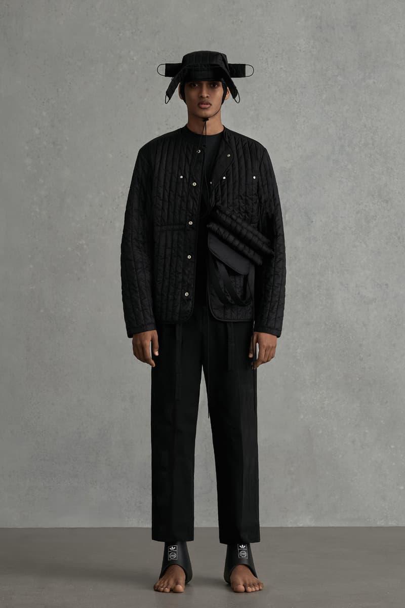Craig Green Spring/Summer 2021 Collection Lookbook adidas Originals Collaboration British Designer Luxury Menswear Fashion Technical Avant-Garde London First Look Release Information Runway Show