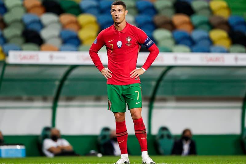 juventus portugal football team player cristiano ronaldo positive test coronavirus covid 19 soccer