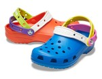 """Crocs Celebrates """"Croc Day"""" With Triple Strapped Multicolor Clogs"""