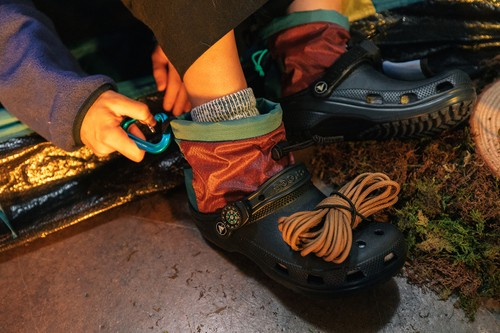Crocs and Nicole McLaughlin Head Outdoors With Collaborative Clog