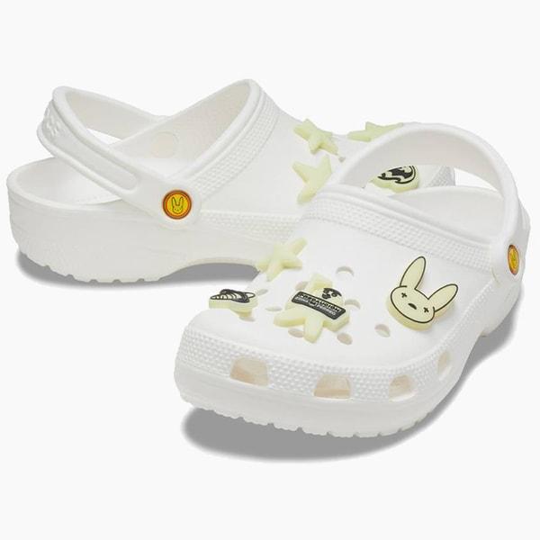 Bad Bunny x Crocs Clogs