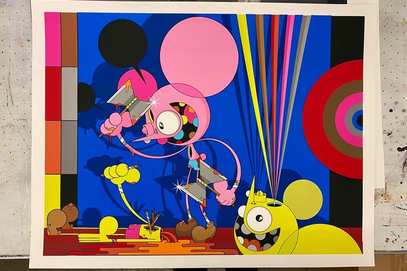 dalek space monkey vinyl toy release print unheardof brand
