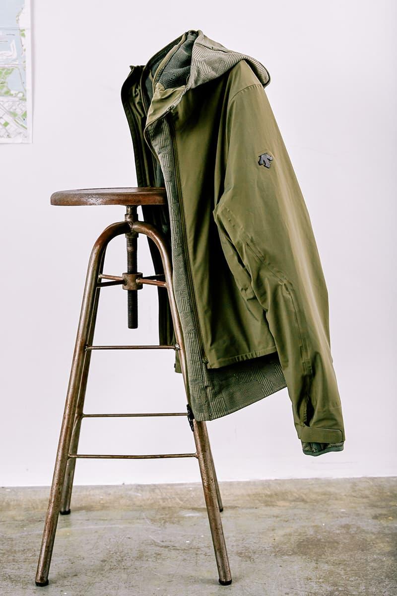 descente allterrain byborre studios transform jacket details information release information specifications